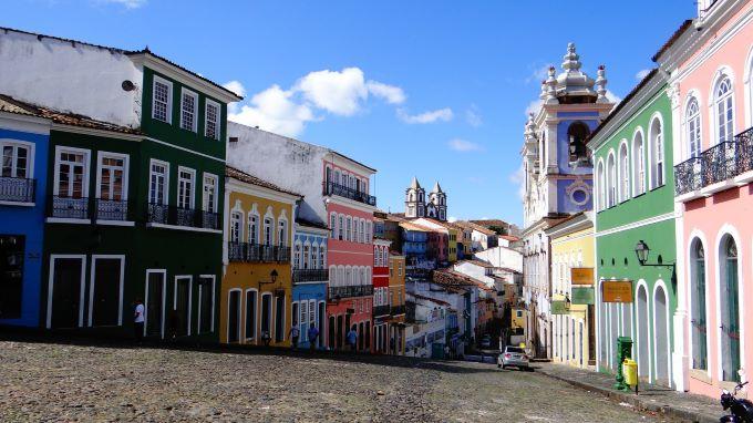 Salvador de Bahía y Costa