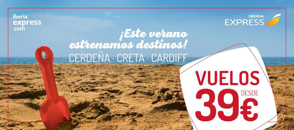 Cerdeña-Creta-Cardiff