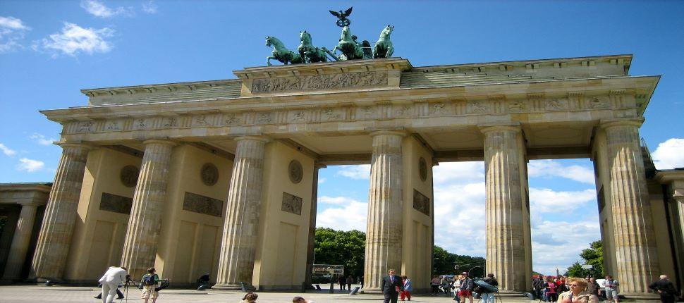 Berlín Puente de Mayo