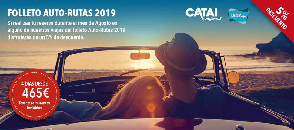 Auto-Rutas 2019