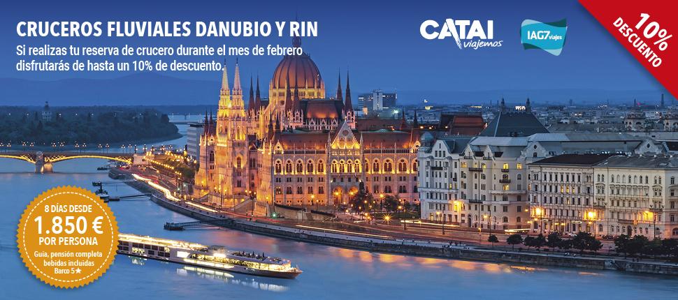 Danubio y Rhin