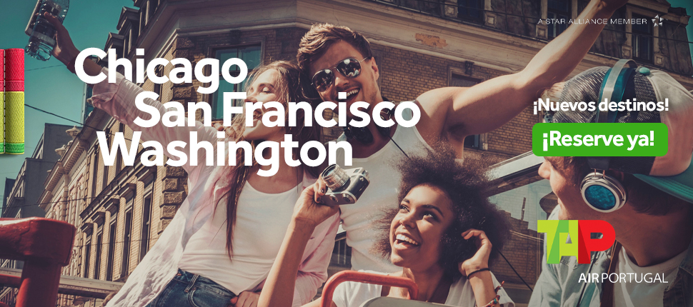 Chicago, San Francisco y Washington