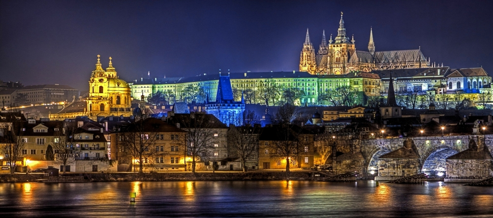 Praga Puente de Mayo