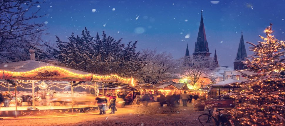 Múnich Puente diciembre