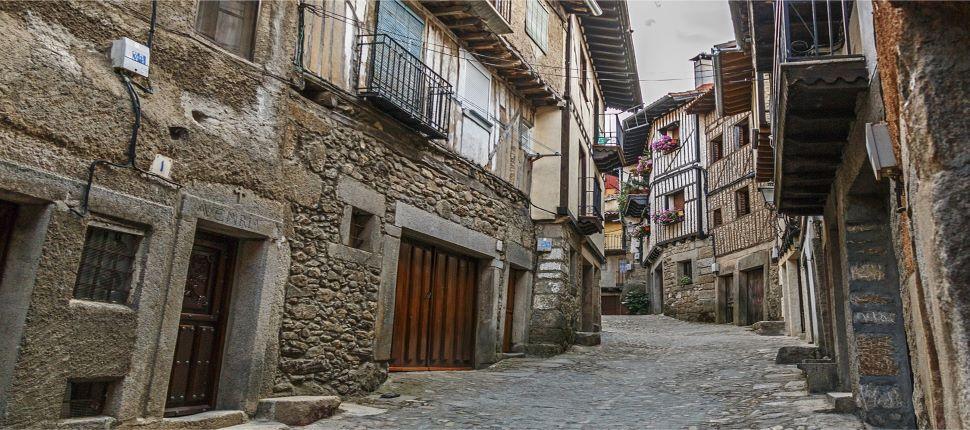 Salamanca y La Alberca